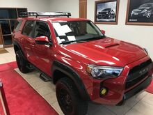 2017_Toyota_4Runner_TRD PRO,V6 4WD LEATHER ,NAVIGATION_ Charlotte NC