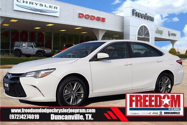 2017 Toyota Camry Duncanville TX