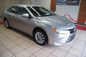 2017 Toyota Camry Certified 84mo 100k mile LE
