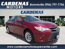 2017_Toyota_Camry_LE_ Brownsville TX
