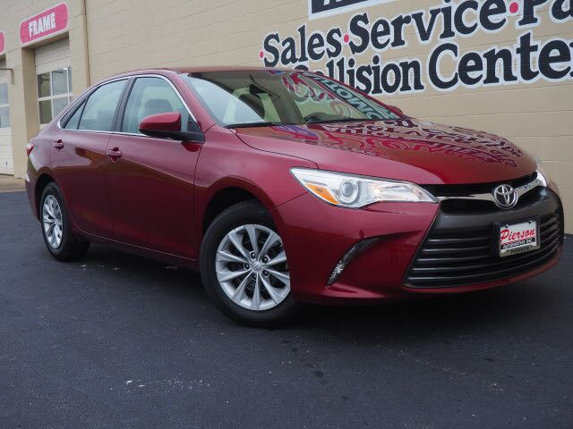 2017 Toyota Camry LE Middletown OH