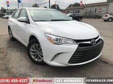 2017_Toyota_Camry_LE   ONE OWNER   CAM   BLUETOOTH_ London ON