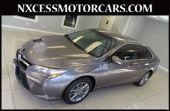 2017_Toyota_Camry_SE AUTOMATIC ALLOY WHEELS 1-OWNER._ Houston TX