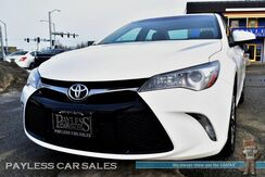 2017_Toyota_Camry_SE / Automatic / Power Driver's Seat / Bluetooth / Back-Up Camera / Cruise Control / 33 MPG / 1-Owner_ Anchorage AK