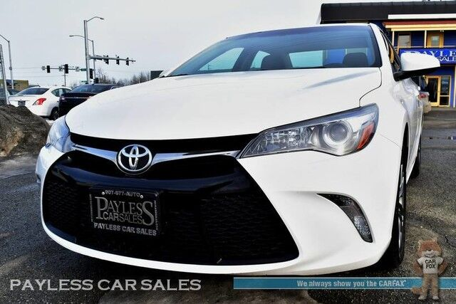 2017 Toyota Camry Se Automatic Driver S Seat Bluetooth Back Up