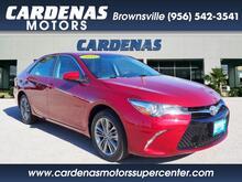 2017_Toyota_Camry_SE_ Brownsville TX