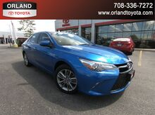 2017_Toyota_Camry_SE_ Orland Park IL