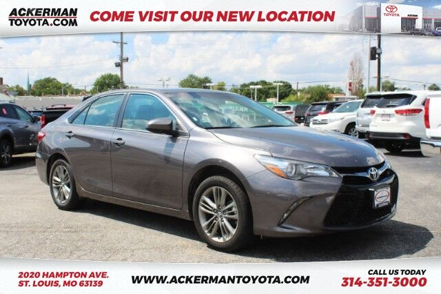 2017 Toyota Camry Se St Louis Mo