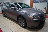 2017 Toyota Camry SE WITH SUN ROOF