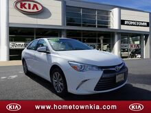 2017_Toyota_Camry_XLE AUTO_ Mount Hope WV