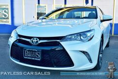 2017_Toyota_Camry_XSE / Automatic / Heated Power Seats / Bluetooth / Back Up Camera / Cruise Control / 1-Owner_ Anchorage AK
