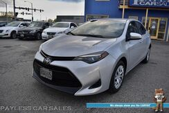 2017_Toyota_Corolla_LE / Automatic / Power Locks & Windows / Bluetooth / Back Up Camera / Lane Departure Alert / Cruise Control / 36 MPG / 1-Owner_ Anchorage AK