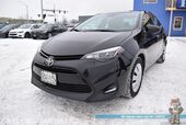 2017 Toyota Corolla XLE / Automatic / Auto Start / Power & Heated Leather Seats / Sunroof / Adaptive Cruise Control / Lane Departure Assist / Forward Collision Alert / Bluetooth / Back Up Camera / Keyless Entry & Start / Block Heater
