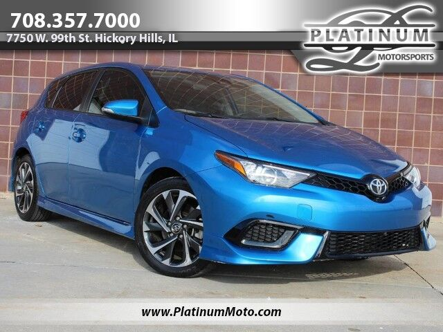 2017 Toyota Corolla iM 1 Owner Navigation Rear Camera Hickory Hills IL