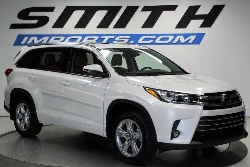 2017 Toyota Highlander AWD Limited