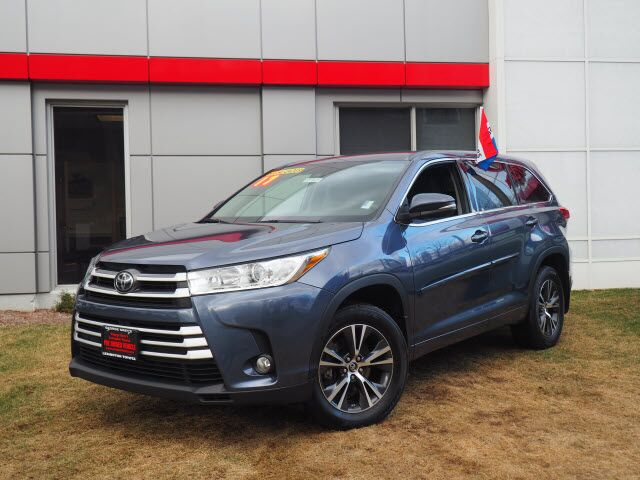 2017 Toyota Highlander LE Lexington MA