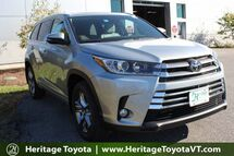 2017 Toyota Highlander Limited Platinum South Burlington VT