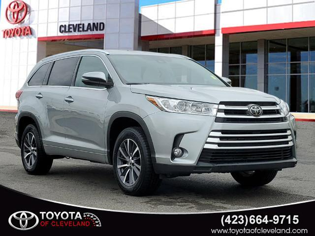 2017 Toyota Highlander XLE McDonald TN