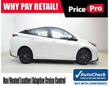 2017_Toyota_Prius_Four w/Appearance Package & Navigation_ Maumee OH