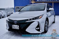 2017_Toyota_Prius Prime_Advanced / Heated Leather Seats / Heated Steering Wheel / Navigation / Lane Departure & Blind Spot Alert / Keyless Entry & Start / Bluetooth / Back Up Camera / 1-Owner_ Anchorage AK