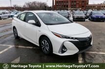 2017 Toyota Prius Prime Advanced South Burlington VT
