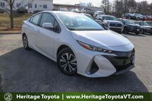 2017 Toyota Prius Prime Premium South Burlington VT