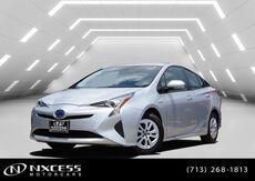 2017_Toyota_Prius_Three Touring Backup Camera Keyless Start Warranty._ Houston TX