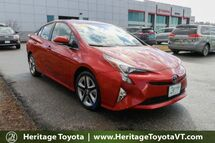 2017 Toyota Prius Three Touring South Burlington VT