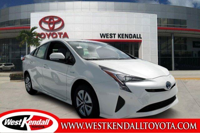 New Cars Miami Florida West Kendall Toyota