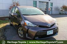 2017 Toyota Prius v Four South Burlington VT