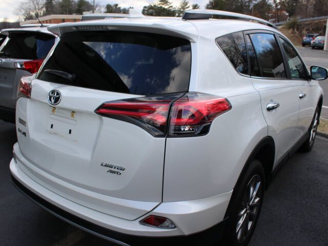 2017 Toyota RAV4 Limited Roanoke VA