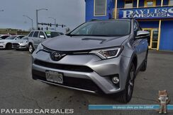 2017_Toyota_RAV4_XLE / AWD / Navigation / Lane Departure Alert / Sunroof / Bluetooth / Back Up Camera / Cruise Control / Luggage Rack / 29 MPG / 1-Owner_ Anchorage AK