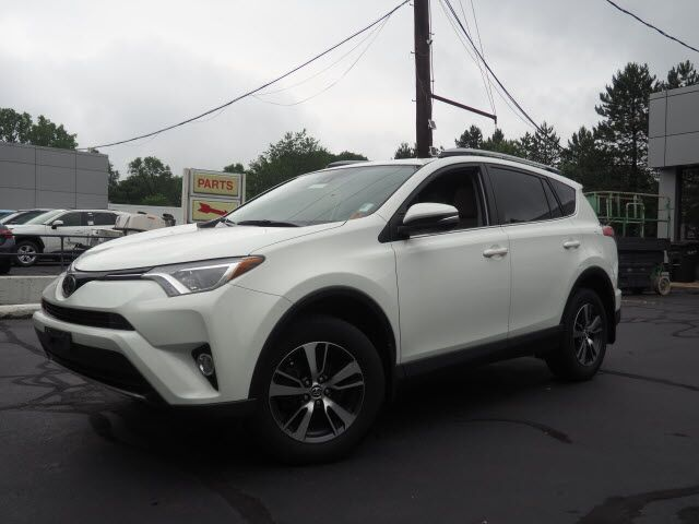 2017 Toyota RAV4 XLE Lexington MA