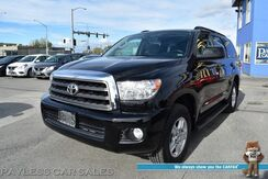 2017_Toyota_Sequoia_SR5 / Automatic / Power Driver's Seat / Sunroof / Bluetooth / Back Up Camera / 3rd Row / Seats 8 / Tow Pkg_ Anchorage AK