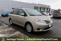 2017 Toyota Sienna LE South Burlington VT