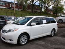 2017_Toyota_Sienna_Limited_ Roanoke VA