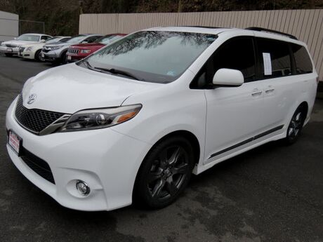2017 Toyota Sienna SE Roanoke VA