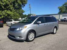 2017_Toyota_Sienna_XLE AWD_ Richmond VA