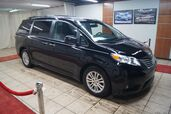 2017 Toyota Sienna XLE NAVIGATION BACK-UP CAM MEMORY AND HEATED SEATS - REAR