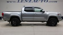 2017_Toyota_Tacoma_4x4 Double Cab SR5: 3.5L-SHORT-REVERSE CAMERA-CLOTH-CD PLAYER-4X4-1 OWNER_ Fond du Lac WI