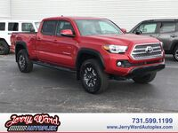 Toyota Tacoma Double Cab 4WD TRD Off Road 2017