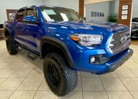 Toyota Tacoma LIFTED TRD 4WD LONGBED (8000 BUILD) 2017