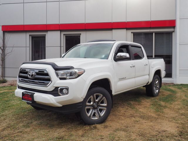 2017 Toyota Tacoma Limited Lexington MA