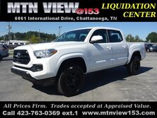 Toyota Tacoma S R Double Cab 4cyl 2017
