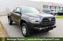 2017 Toyota Tacoma SR South Burlington VT