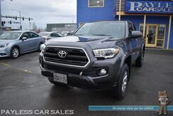 2017_Toyota_Tacoma_SR5 / 4X4 / Access Cab / Bluetooth / Back Up Camera / Cruise Control / Tonneau Cover / Bed Liner / Block Heater / 22 MPG / Only 9k Miles / 1-Owner_ Anchorage AK