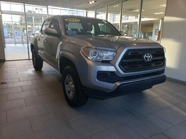 2017 Toyota Tacoma SR5 Double Cab Long Bed I4 6AT 2WD Charlotte NC