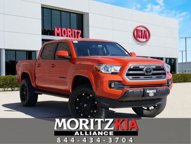 2017 Toyota Tacoma SR5 Fort Worth TX