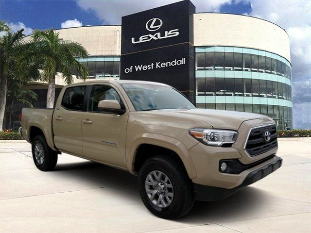 2017 toyota tacoma sr5 for sale lexus of west kendall in miami skun3882p. Black Bedroom Furniture Sets. Home Design Ideas