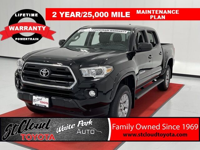 2017 Toyota Tacoma SR5 Waite Park MN